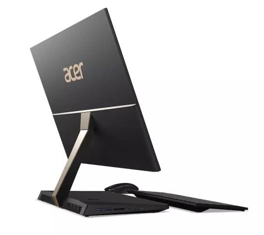 Acer Aspire S24 rear