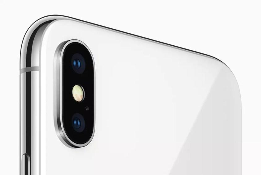 Apple iPhone X camera
