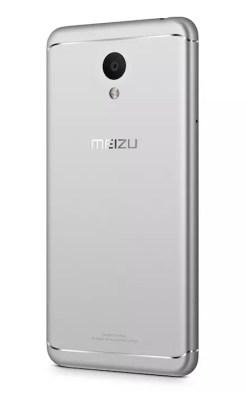 Meizu M6 silver back
