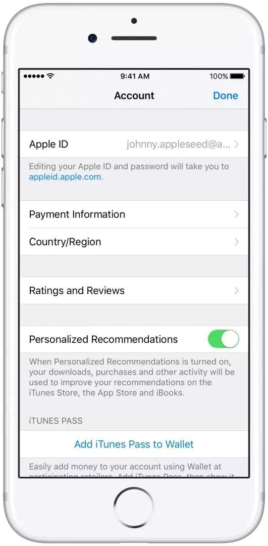 PayPal Apple 2