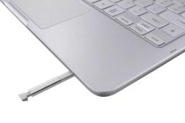 Samsung Notebook 9 Pen (2018) pen slot
