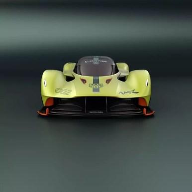 Aston Martin Valkyrie AMR Pro (9)