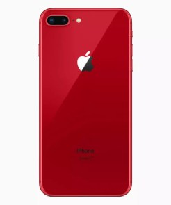 Apple iPhone 8 Plus (PRODUCT) RED back