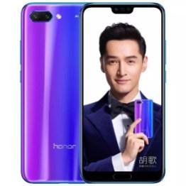 Huawei Honor 10 in Mirage Blue