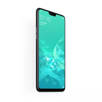 Oppo A3 angle