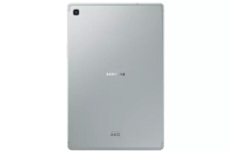 Samsung Galaxy Tab S5e sm t725 002 back silver1 0