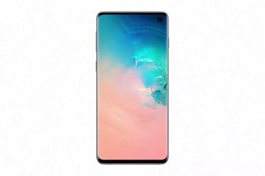 Samsung Galaxy S10 prism white front1 2
