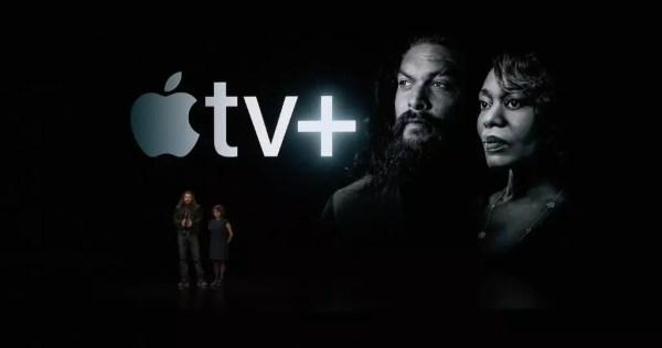 Apple TV+ Jason Momoa