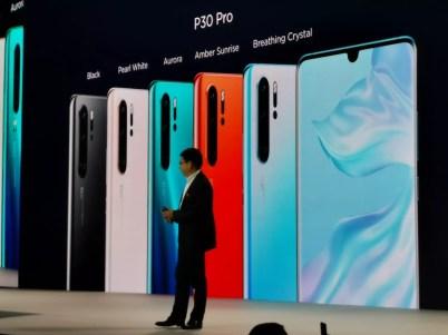 Huawei P30 8