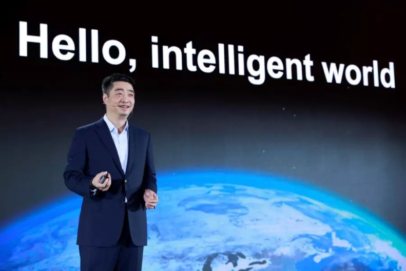 Ken Hu, Huawei Deputy Chairman, at HAS 2019