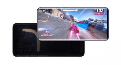 OnePlus 7 Pro heat pipe