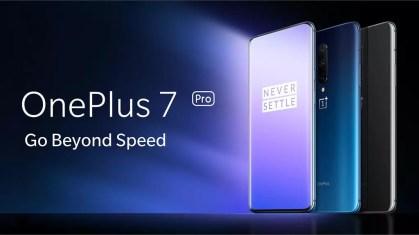 OnePlus 7 Pro hero