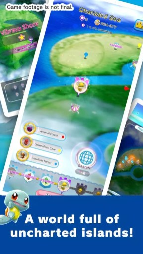 Pokémon Rumble Rush screenshot 4
