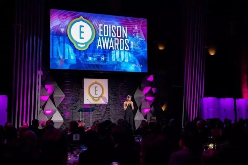LG Edison award