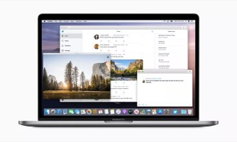 Apple previews macOS Catalina Twitter screen 06032019