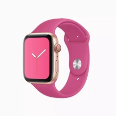 apple watchos6 summer sports band dragon fruit 060319