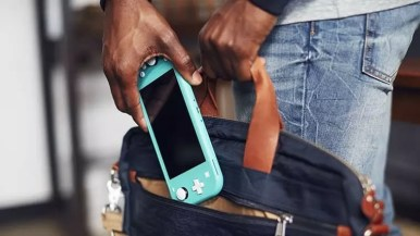Nintendo Switch Lite 5