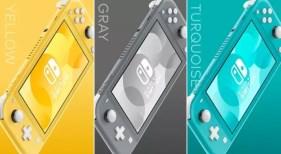 Nintendo Switch Lite 6