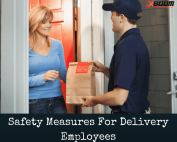 Safety Measures For Delivery Employees