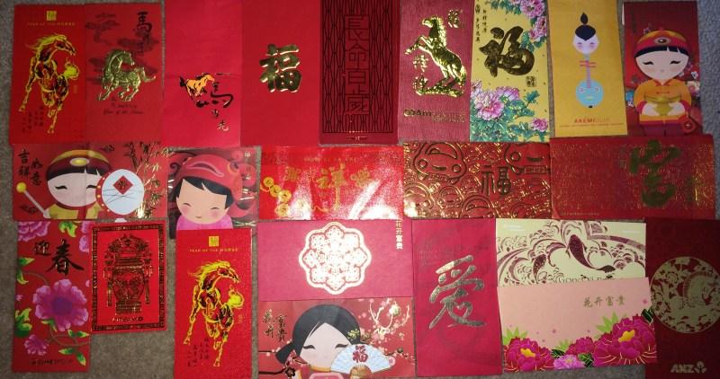 CNY Hong Baos