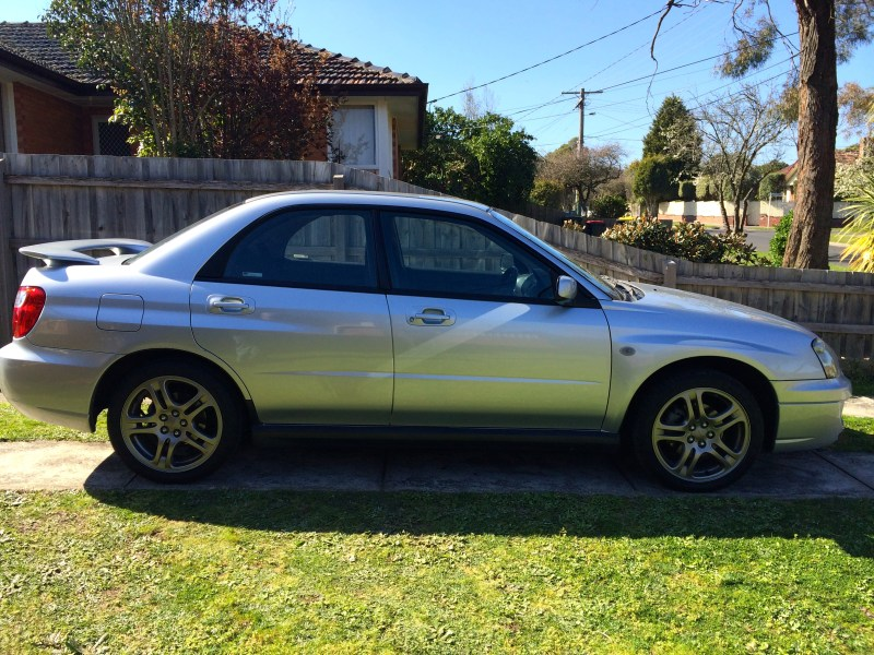 Subaru Impreza RS