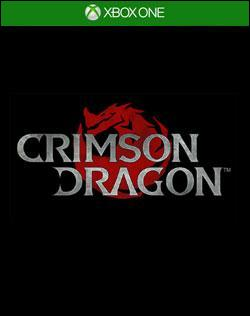 Crimson Dragon Box art
