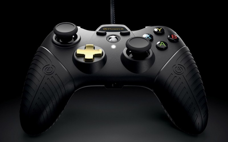 Fusion Xbox One Wired Controller By Kirby Yablonski