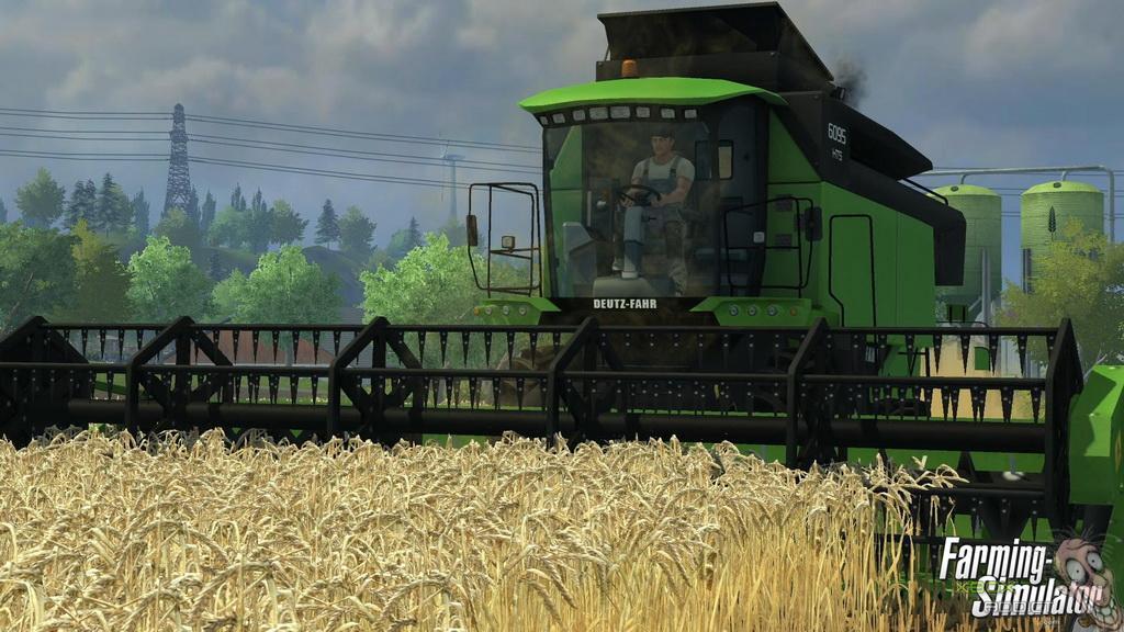 Farming Simulator 2013 Review Xbox 360