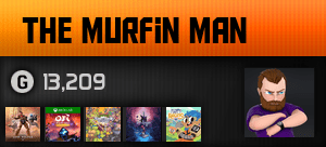 The Murfin Man's Gamercard