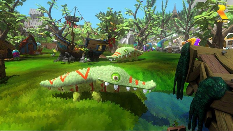 Viva Pinata Interview Sur Xbox Gazette