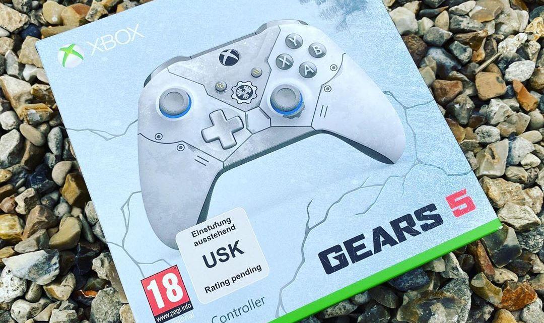 Lancement d'un #concours sur #Twitter pour gagner une manette #XboxOne #Gears5. Tous les détails ici : https://twitter.c…