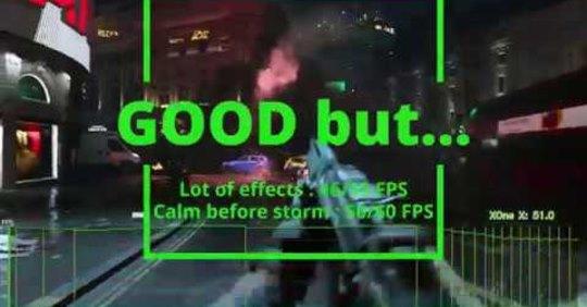 On vous l'a promis, voici le frame-rate test en solo de Call of Duty: Modern Warfare sur Xbox One X et en 4K ! Pas de p…