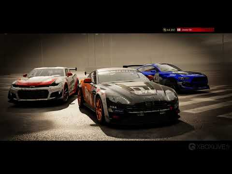 [4K] GRID – Test – Xbox One X