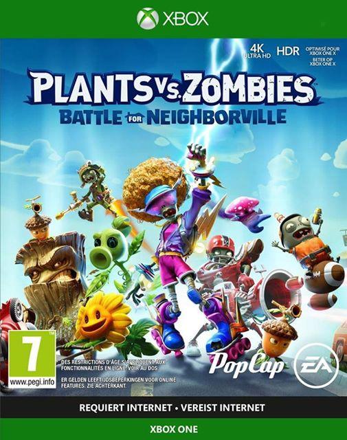 Bon Plan : Plants vs Zombies : Battle for Neighborville sur Xbox One à 28€ sur Amazon https://amzn.to/2KltztY
