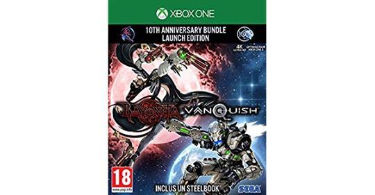 #Bayonetta & #Vanquish 10th Anniversary Bundle est enfin officialisé sur #XboxOne pour le 18/02 Dispo en préco (39,99€) …