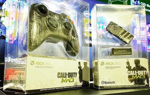 Modern Warfare 3 Controller et Heaset pour Xbox 360#Xbox #Xbox360 #modernwarfare #modernwarfare3 #activision #callofduty #microsoft #activision #jeu #game #instagamer #gamer #player #xboxmvp #xboxcommunity #videogames #jeuxvideo https://t.co/ROHa43Rc1a pic.twitter.com/cAzKDzxPvf