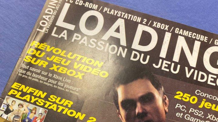 Quand tu retrouves une interview de @SnakeX dans le magazine Loading de janvier 2003 … #XboxLive pic.twitter.com/ca3PXbz0EN