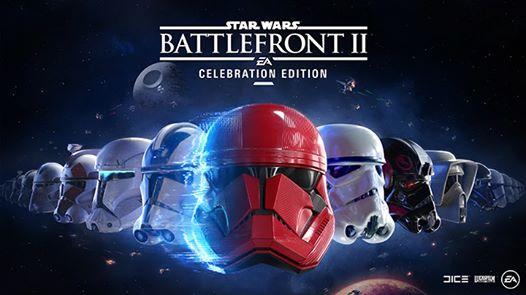 Star Wars Battlefront II: Celebration Edition annoncé ce jour et disponible dès demain sur Xbox One C'est la version la …