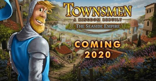 Townsmen: A Kingdom Rebuilt débarquera sur Xbox One début 2020. Il s'agit d'un City Builder dans un univers médiéval. Il…