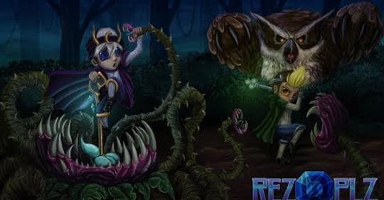 Un petit jeu sympa verra le jour sur Xbox One au 1er trimestre 2020 et se nomme REZ PLZ. Un jeu coop qui propose des méc…