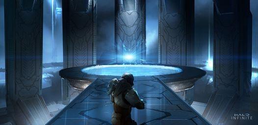 Voici 2 nouveaux concept arts pour Halo Infinite. On a hâte de tester le jeu fin 2020 sur Xbox Series X ou PC et vous ?