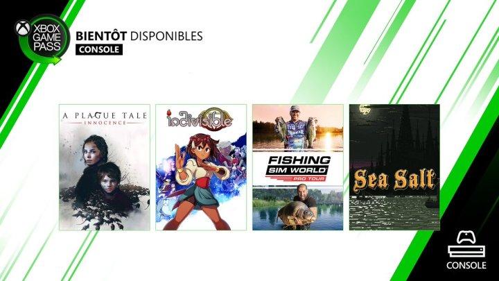 #APlagueTale : Innocence rejoint le #XboxGamePass pour Console le 23 janvier, et d'autres jeux arrivent sur PC et Console ! pic.twitter.com/64Gi1Z3DNr