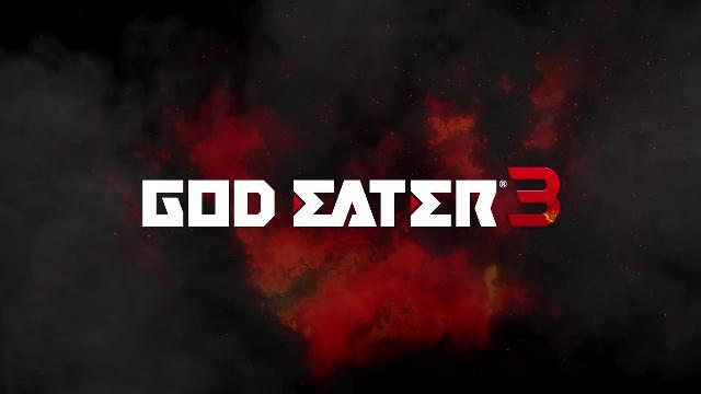 GOD EATER 3 Announcement Trailer