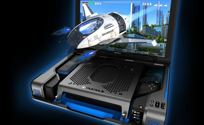 Gaems Unleashes Guardian Pro Xp The Ultimate Personal