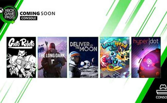 Xbox Game Pass The Long Dark Deliver Us The Moon And
