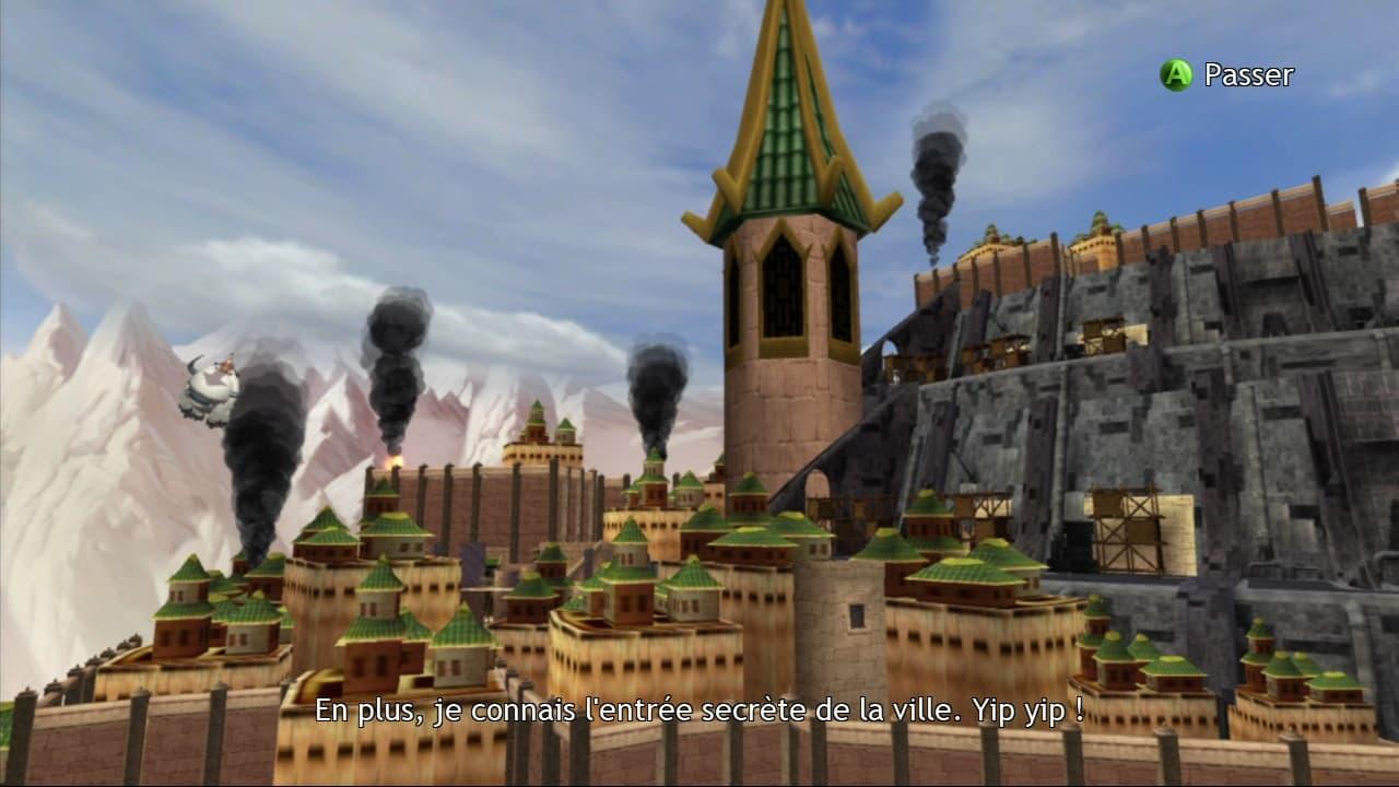 Avatar Le Dernier Matre De LAir Le Royaume De La Terre En Feu Jeu Xbox 360