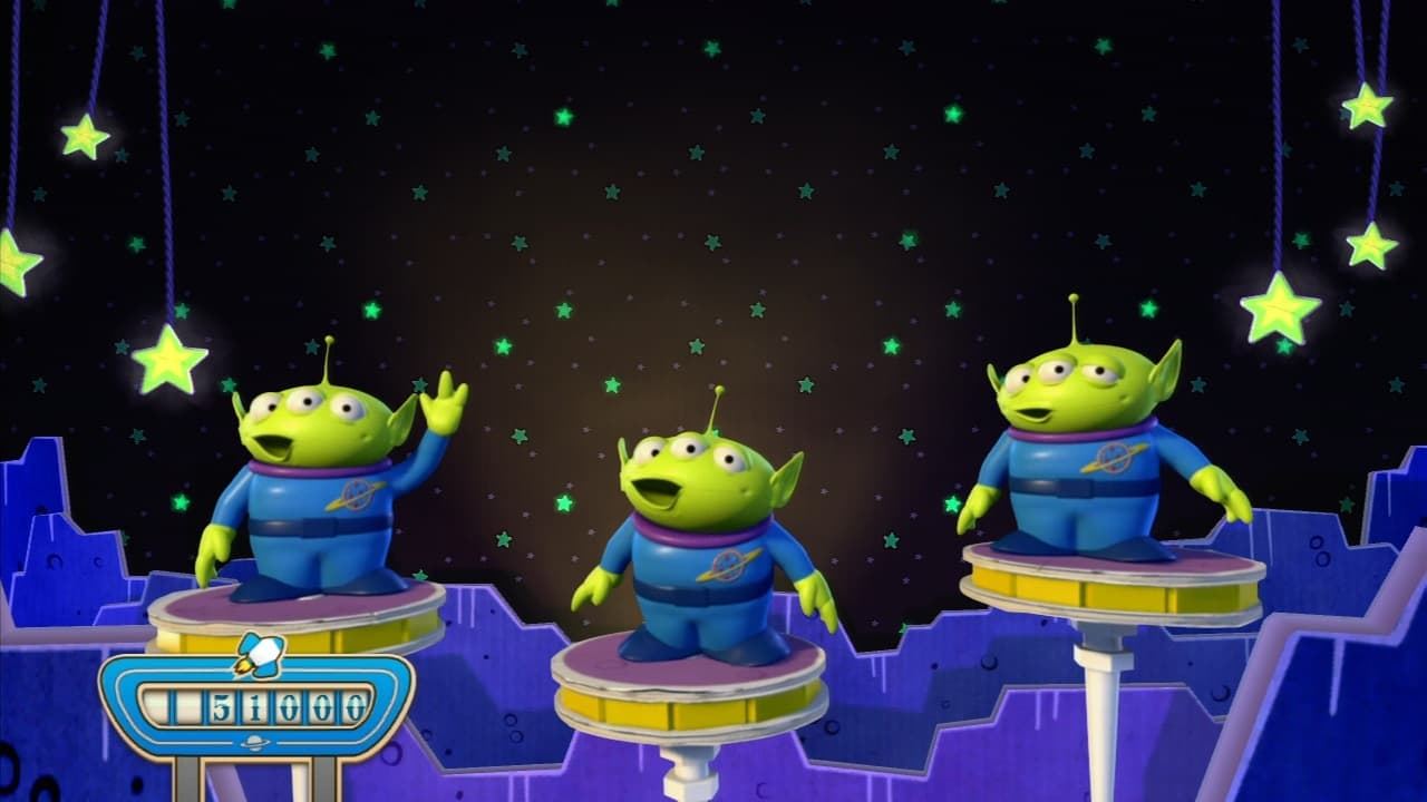 Toy Story Mania Jeu Xbox 360 Kinect