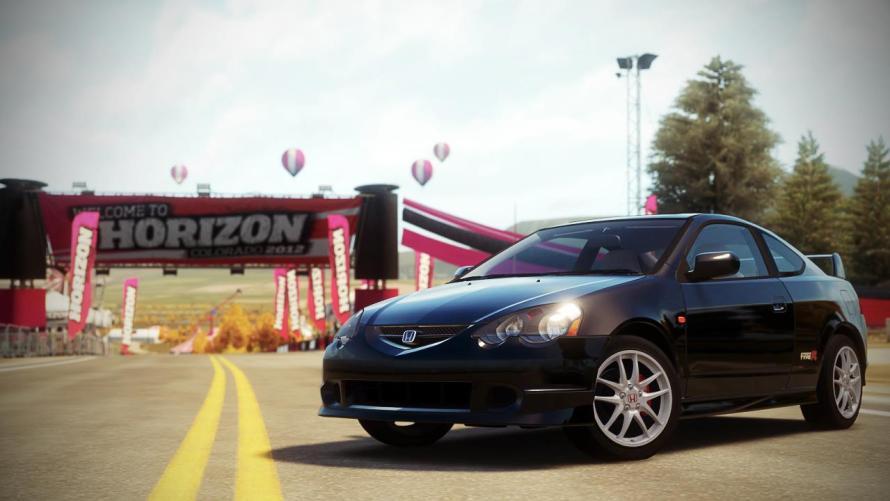 Honda Integra Forza Horizon