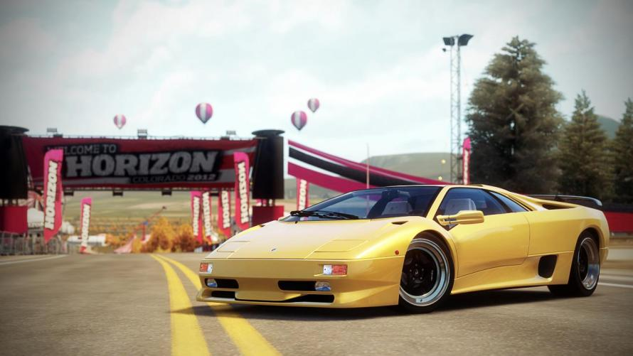 Lamborghini Diablo SV Forza Horizon