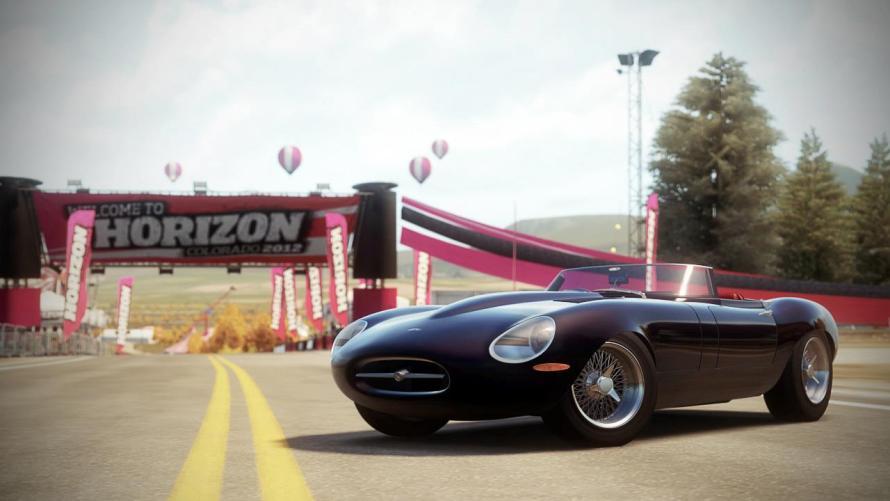 Eagle Speedster Forza Horizon